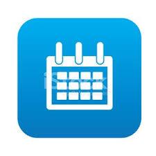 Risultati immagini per ICONA calendario