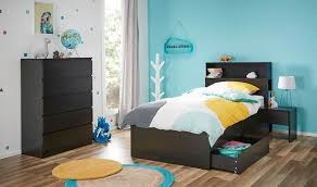 bedroom furniture storage. Rent Bedroom Furniture \u2013 Como Single Deluxe Storage Bed W/Tallboy Package