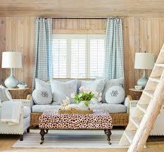 Cottage Window Treatments Best Fresh Beach Cottage Window Treatment Ideas  16391