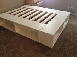 diy king platform bed with storage. Stylish Diy Platform Bed With Storage With Best 20 Ideas  On Pinterest Diy King Platform Bed Storage N