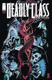 NOV190134 - DEADLY CLASS #44 CVR A CRAIG (MR) - Previews World