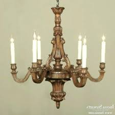 wood and metal chandelier uk wooden orb