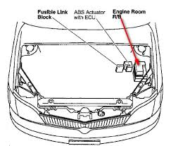 horn fuse located on 2000 toyota echo to replace if horn not working graphic