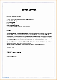 Cover Letter Sample Of Civil Engineer Engineering Cover Letter
