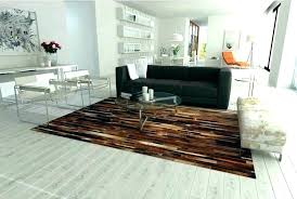 white faux cowhide rug modern cow hide in living room decor and silver elegant inside brown