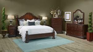 Richmond Bedroom Furniture Range Continental Barrel Brown Bedroom Collection