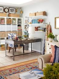 Home office living room ideas Combo Home Office Better Homes And Gardens Living Room Decorating Stylish Functional Better Homes