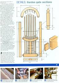 wooden garden gates plans wooden garden gates plans