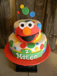 Possible Elmo Cake For Allisons Birthday Party At Adriane Bushman