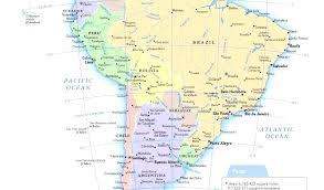 America Longitude And Latitude Map Interack Co
