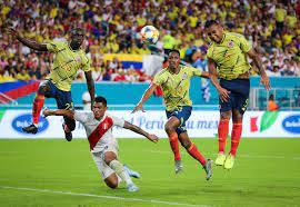 Colombia vs Peru - Copa America 2021 ...