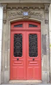 Coral Front Door 850 Best World Doors Images On Pinterest