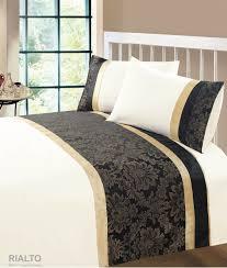 gold duvet cover 46pcs jacquard satin duvetquilt cover set silk for gold and white comforter set