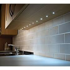 lap flynn recessed led kit white 15mm ambient lighting kitchen