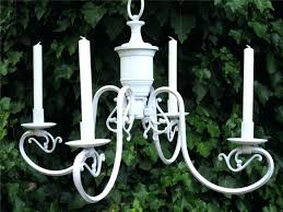full size of outdoor candle chandeliers wrought iron chandelier instructions for making image of mason jar