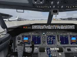 Immersive amateur flight simulators