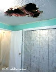 repair a hole in dry wall fix a hole in the wall how to repair a