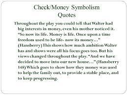 A Raisin In The Sun Walter Dream Quotes Best Of English 24 Lisbett Arias Symbols In A Raisin In The Sun Ppt Download