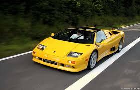 2001 Lamborghini Diablo 2 generation VT roadster photos, specs and ...