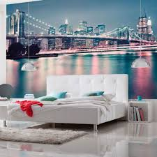 New York Bedroom Wallpaper World Cities Wall Murals London Paris New York More Ebay