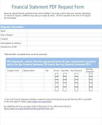 2 Personal Financial Statement Template Word Form Download The ...