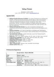 Qa Engineer Resume Engineer Resume Qa Engineer Resume Summary – Digiart