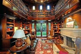 remarkable antique office chair. Home Library Design Ideas For A Remarkable Interior Two Story Office With Hand Carved Antique Chair