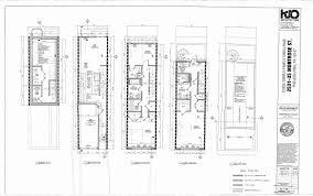 modern row house designs brownstone row house floor plans gebrichmond