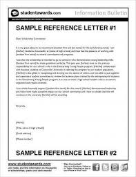 High School Recommendation Letter For Student 9 Academic Reference Letter Examples Pdf Examples