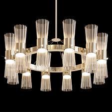 modern glass chandelier home furniture design photo 1