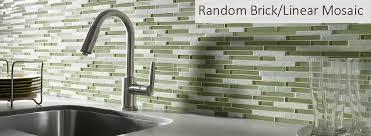 random strip brick glass tile mosaic tile jpg