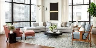 Image Pallet Furniture Living Room Seating Ideas Elle Decor 30 Living Room Furniture Layout Ideas How To Arrange Seating In