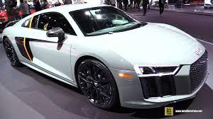 audi r8 interior automatic. Interesting Interior 2017 Audi R8 V10 Plus Exclusive  Exterior And Interior Walkaround 2016  LA Auto Show YouTube In Automatic I