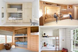 built in bunk beds. Plain Bunk 12 Examples Of Bedrooms With Builtin Bunk Beds On Built In Bunk Beds M