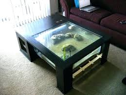 charming coffee table aquarium diy fish tank hotel val on aquarium coffee
