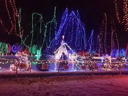 Mn Light Show Amazing Christmas Holiday Light Display In Mankato Mn