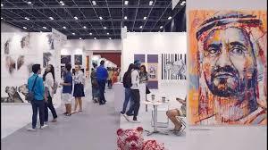 World Art Design World Art Dubai 2018 Home To Amazing Artworks From Various