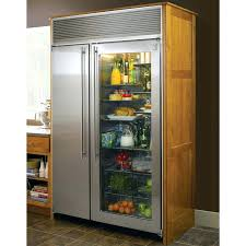 glass door refrigerator freezer combo glass door refrigerator and freezer refrigerator freezer combo with gx glass door