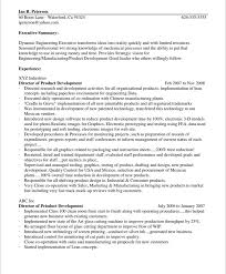 Resume Objective Paragraph