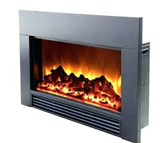 electric fireplace insert with heat amazing log heater realistic pertaining to 9