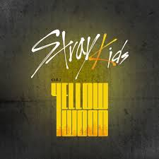stray kids special al clé 2 yellow wood normal edition