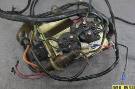 omc stringer l v wire wiring harness solenoid bracket  omc stringer 3 8l v6 wire wiring harness solenoid bracket 982882 98324 nla marine