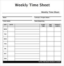weekly time card printable weekly time sheet printable timecard time sheets