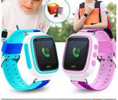 Đồng hồ định vị trẻ em thông minh Y5 màn hình cảm ứng, có Tiếng Việt
