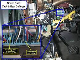 honda civic tachometer wiring diagram honda image honda tachometer wiring honda get image about wiring diagram on honda civic tachometer wiring diagram