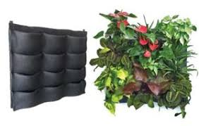 how to make a vertical garden. 3. the container that hangs vertically how to make a vertical garden