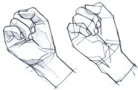 手の描き方4