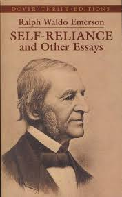 "i must be myself"" from ralph waldo emerson s ""self reliance"" the   self reliance and other essays by ralph waldo emerson isbn 0486277909"