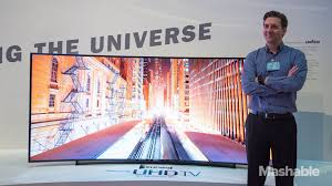 samsung curved tv 105. samsung\u0027s massive 105-inch curved tv has an ultra-wide aspect ratio to match many blockbuster movies. samsung tv 105