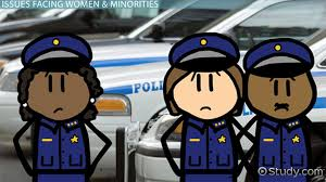 police discretion definition examples pros cons video critical issues facing women minority police officers